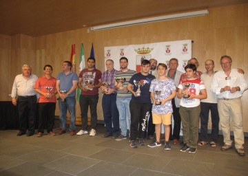 Cto Andalucía Ajedrez Activo
