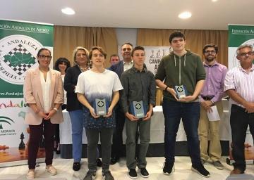 Cto Andalucía Sub 18 - 2017