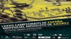 Convocatoria del Campeonato de España Individual Absoluto 2017.