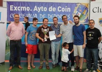 """El Equipo Cordobés Reina Brillante """" A"""", se proclama Campeón de Andalucia de Ajedrez Activo por Equipos 2017"""