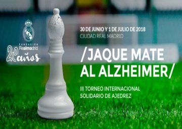 "III TORNEO INTERNACIONAL SOLIDARIO DE AJEDREZ ""JAQUE MATE AL ALZHEIMER"""