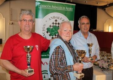 Blas Sánchez Escabias, Campeón de Andalucía Supra 65 - 2019.