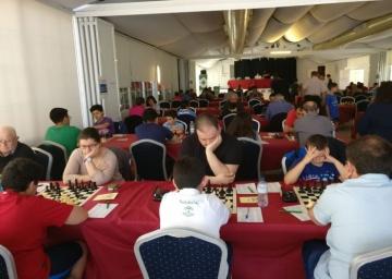 Campeonato de Andalucía Absoluto y Andaluz B.