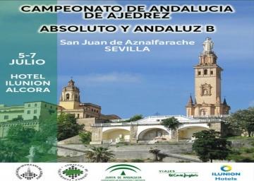 Campeonato de Andalucía Absoluto . Fases Provinciales y Fase Regional.