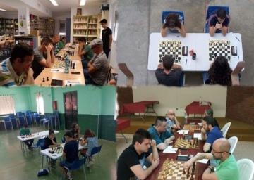 Campeonato de Andalucía Absoluto. Fases Provinciales.
