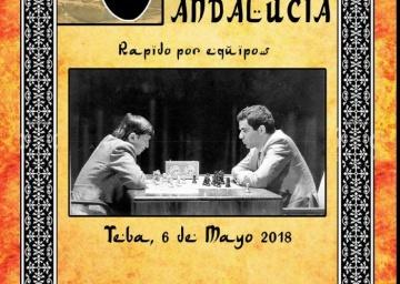 Campeonato de Andalucía Activo por Equipos 2018.