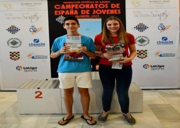 Campeonato de España Sub 18.
