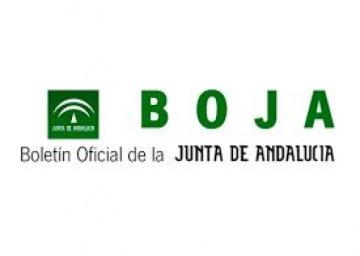 BOJA - Convocatoria subvenciones para adquisición de equipamiento deportivo.