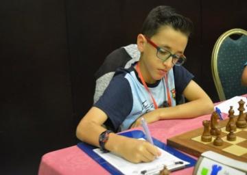 Ciro Revaliente, Campeón de España Sub12. 2017