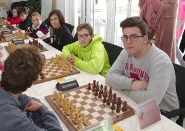 Granada, campeona de la Copa de Andalucía Escolar.  (Ampliado)