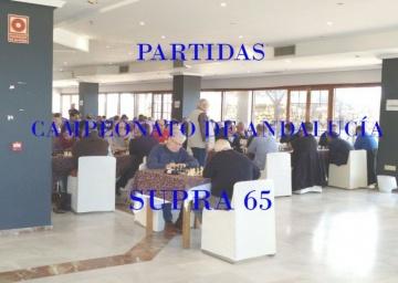 Partidas Cto Andalucía Supra 65 - 2018
