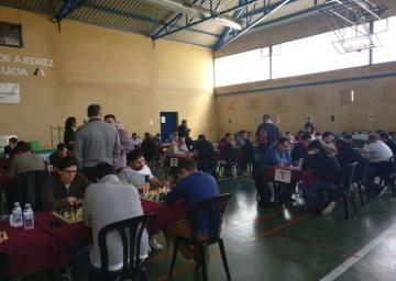 Cto de Andalucía Activo por Equipos 2018.