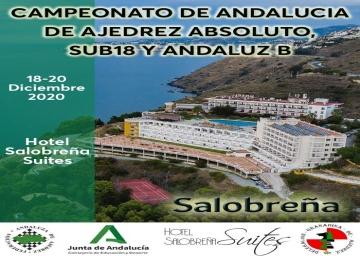 Campeonato de Andalucía Absoluto, Sub 18 y Andaluz B.