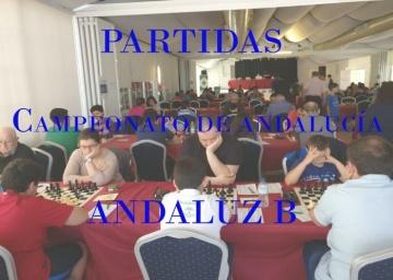 Partidas Cto Andalucía Andaluz B - 2018