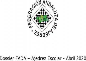 Dossier FADA – Ajedrez Escolar - Abril 2020