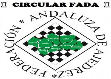 Becas y clasificados para los Campeonatos de Andalucía 2021.