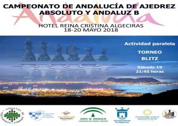 Convocatoria de los Campeonatos de Andalucía Absoluto y Andaluz B.