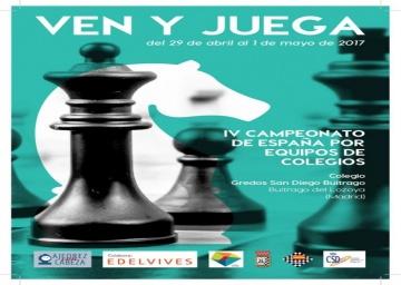 IV Campeonato de España por Equipos de Colegios 2017