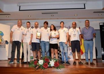 Finalizaron los Campeonatos de España por equipos. Oromana Schneider Electric asciende a División de Honor