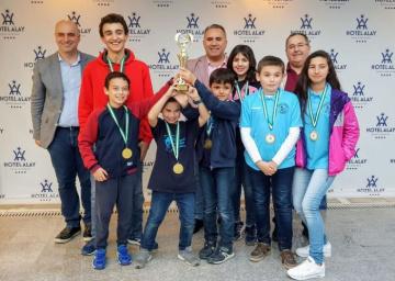Cadiz, selección campeona de la Copa de Andalucía 2020.