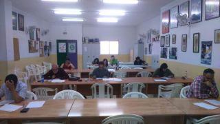 Examen de Árbitro Nivel 1 y Autonómico.