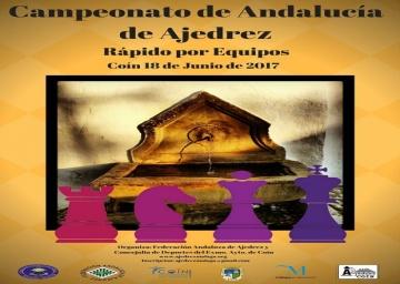 Campeonato de  Andalucia Activo por Equipos 2017