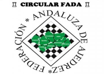 Plazas y Clasificados para los Campeonatos de Andalucía 2019.