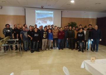 Fase Final División de Honor Andaluza por equipos (finalizada)