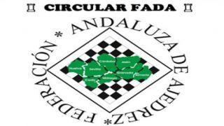 Solicitud de arbitraje en los Campeonatos de Andalucía 2021.
