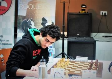 El marbellí Andrés Merario, nuevo Maestro Internacional.